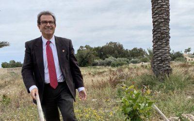 Un 'Limonero' de Llorenç Huguet Rotger, Rector de la Universitat de les Illes Balears